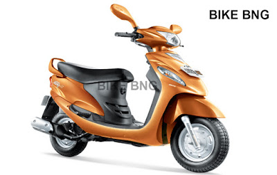 Mahindra Rodeo RZ 125 (Scooter) in Bangladesh 2018