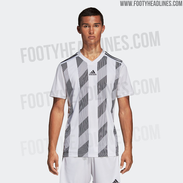 9ecbdca36 Adidas Striped 19 Teamwear Kits Leaked - Footy Headlines