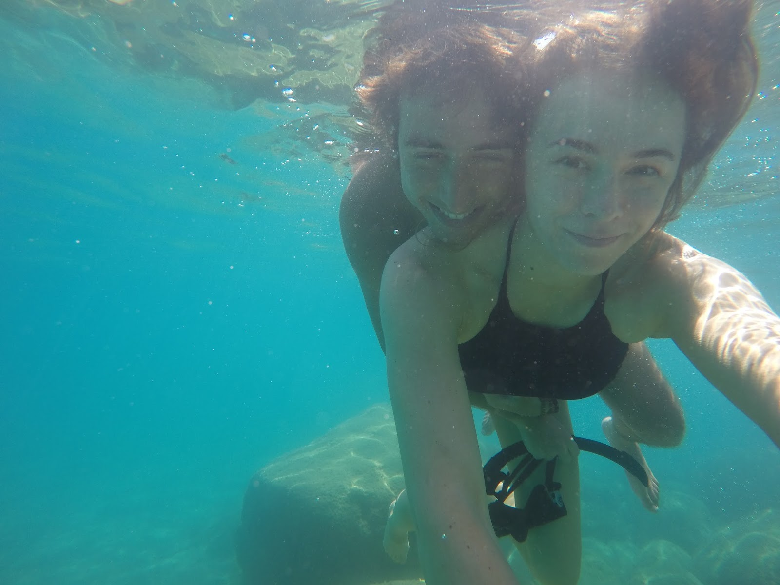Italy, GoPro Hero 4, Under the water photos