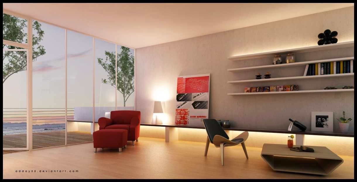Classy Living Rooms - AyanaHouse