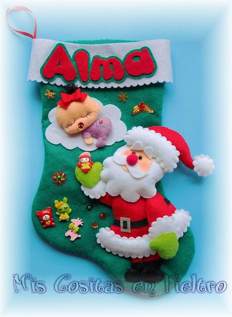 bota, calcetín, navidad, nadal, natal, Santa Claus, Papa Noel, muñeco de nieve