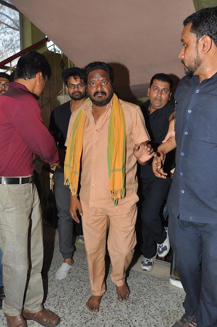 Actor Sai Dharam Tej Launhes Orugallu Ustav festival Poster