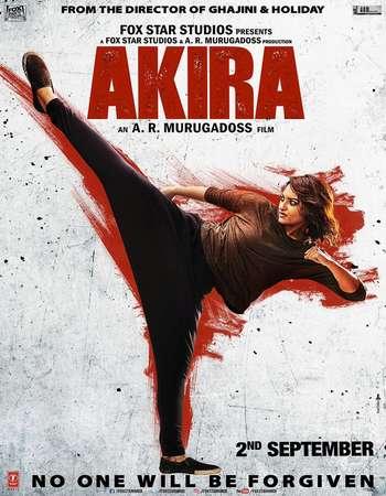 Akira 2016 Hindi DVDScr 700MB  x264