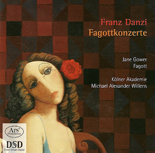 Bassoon Recital: Gower, Jane - Danzi, F. (Forgotten Treasures, Vol. 2)