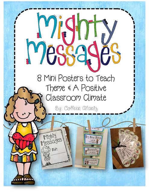 https://www.teacherspayteachers.com/Product/Mighty-Messages-744034