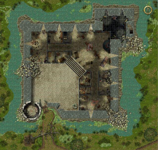 Free Treasure Island Roll Castle Age
