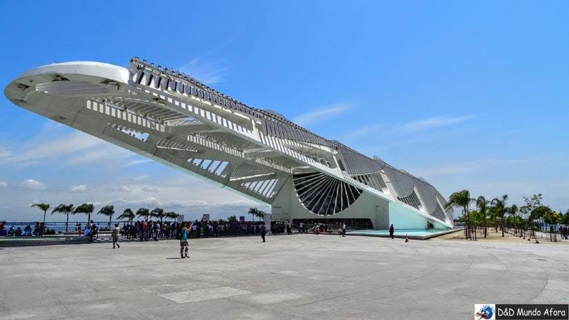 Museu do Amanhã no Rio de Janeiro - Roteiro Cabo Frio: 6 dias em Cabo Frio e RJ