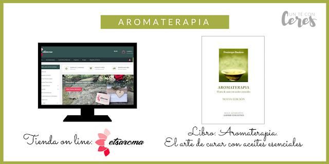 etsaroma, aromaterapia, el arte de curar con aceites esenciales