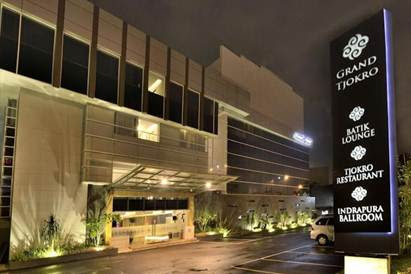 Lowongan Kerja Tjokro Hotel Pekanbaru September 2018