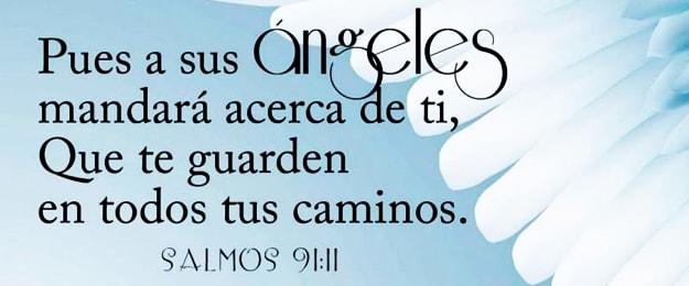 Oración Ángeles