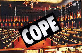 කෝප් වාර්තාව - COPE report presented to Parliament