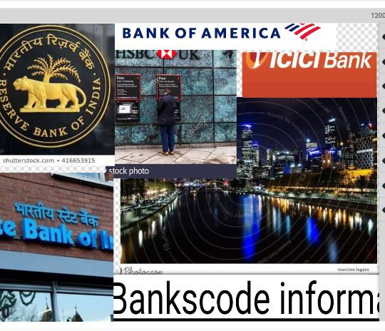 bankscode.online: bankscode information of indian and american  aust...