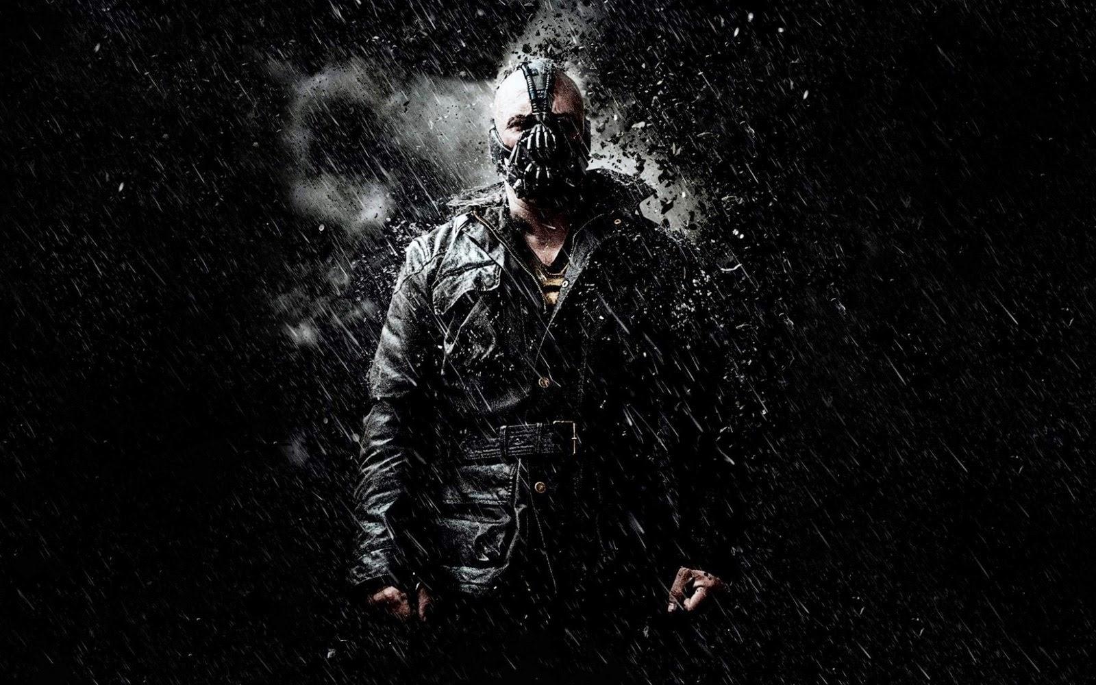Bane The Dark Knight Rises Legend Superhero Comics HD ...