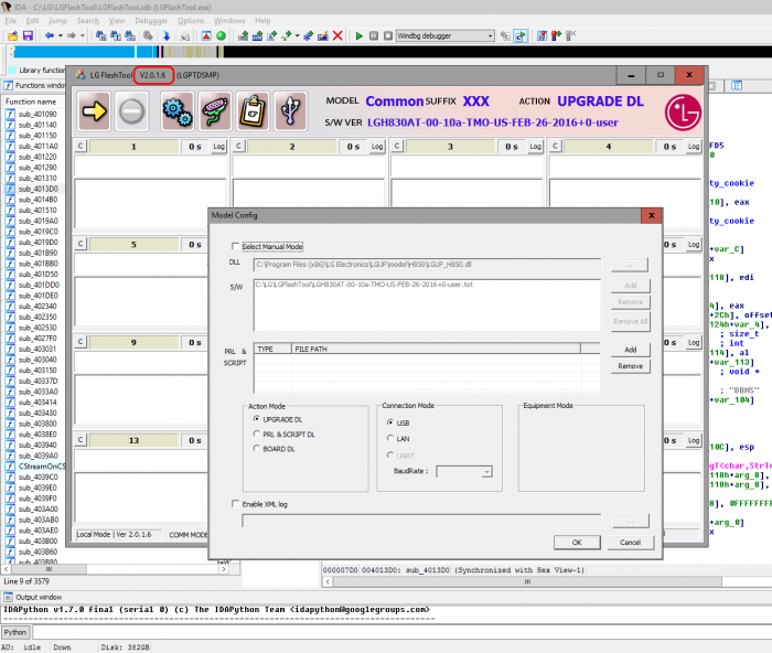 LG Flash Tool All Latest Version