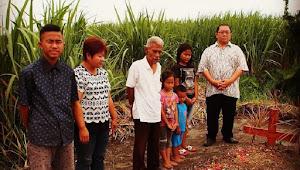 Yordan dan Cerita di Balik Upaya Pembongkaran Makam Umat Kristen di Mojokerto