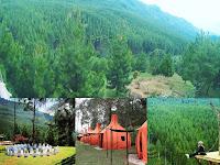The Lodge Maribaya Lembang, Destinasi Wisata Baru di Jawa Barat