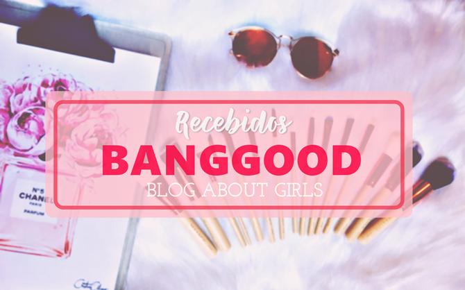 Recebidos Banggood