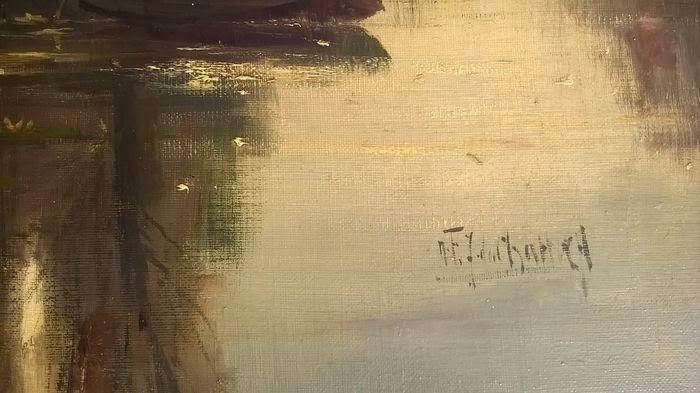 kunst-schilder: hoe een kunstschilder achterhalen?