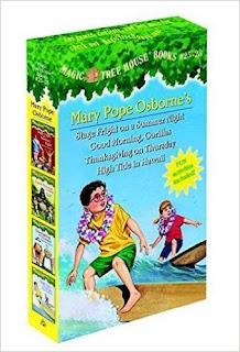 Magic Tree House Volumes 25-28 Boxed Set PDF