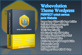 Webevolution Theme WordPress