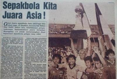 Sepakbola Indonesia Pada Masa Awal Kemerdekaan