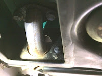 Exhaust routing