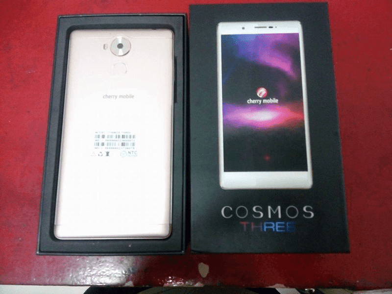Cherry Mobile Cosmos 3