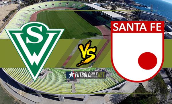 Santiago Wanderers vs Santa Fe - 21:30 h - Copa Libertadores - 3ra Ronda - Ida - 13/02/18