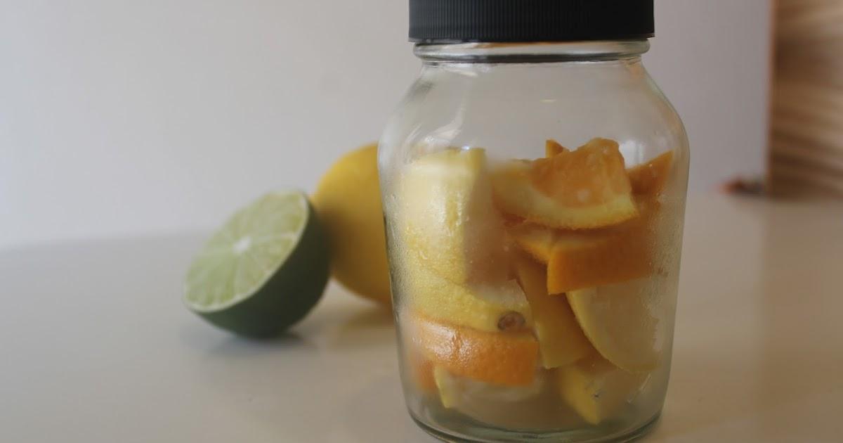 House Vegan Citrus Garbage Disposal Refresher