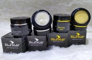 Cream Black Walet Lightening BPOM