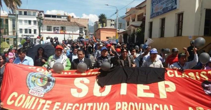 Dirigentes se disputan liderazgo de sindicato magisterial tras protestas