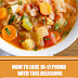 How to Lose 10-17 Pounds with This Delicious Fat Burning Soup in Just 1 Week!