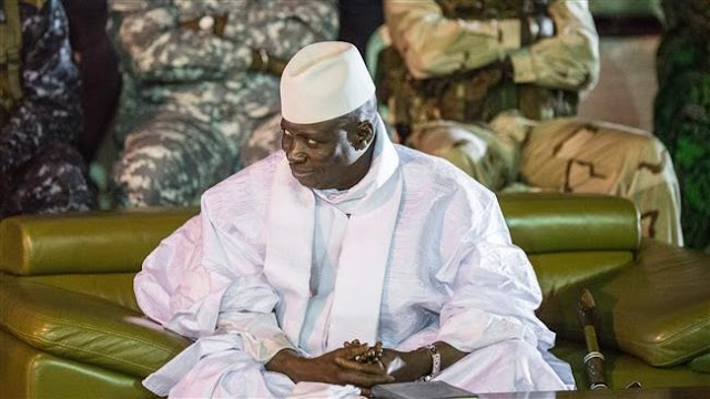 Gambia's opposition candidate Adama Barrow wins presidential election