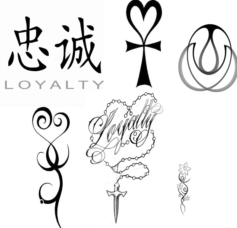 The gallery for --> Loyalty Symbols And Meanings