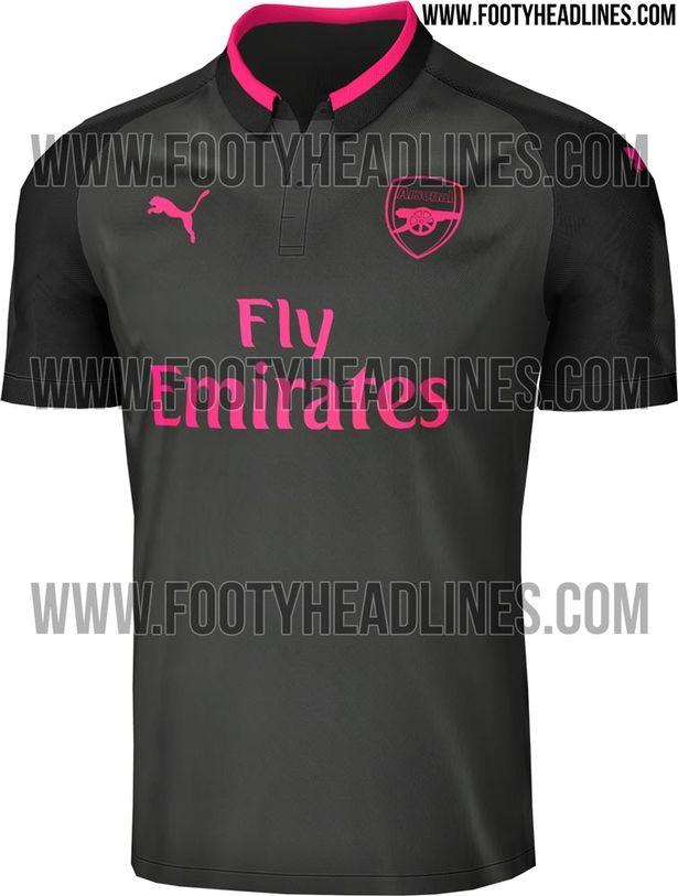 d421910b07c Arsenal Kit