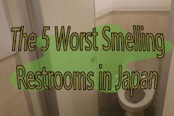 5 Lokasi Toilet Umum Paling Bau di Jepang