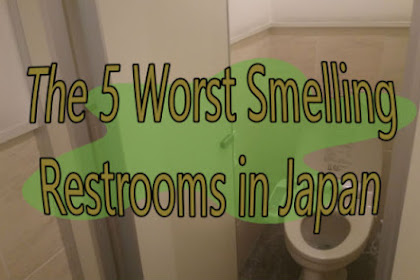 Ternyata, Toilet Paling Bau di Jepang Ada di 5 Tempat Ini