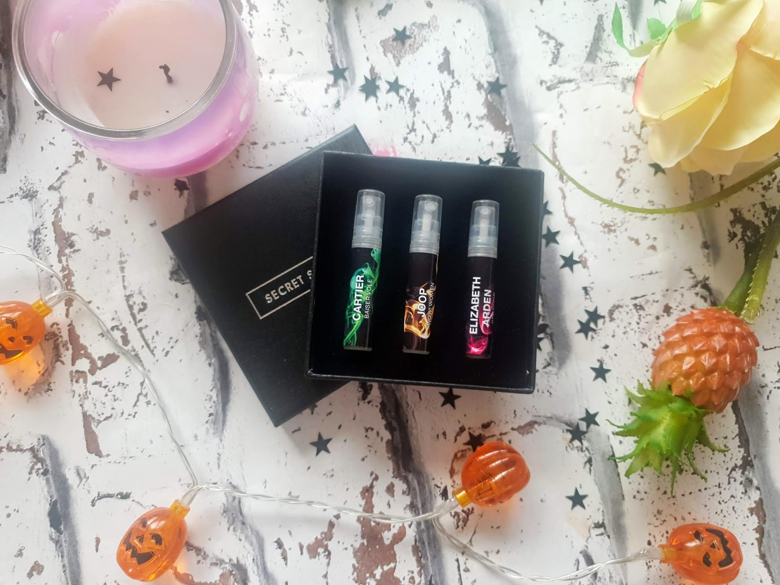 Secret scent box review September 2018
