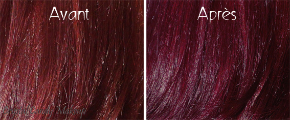 Do It Yourself Tinted Treatment Red Hair Fudge Paintbox Hair Colour Cherry Bomb Blueberry Hill