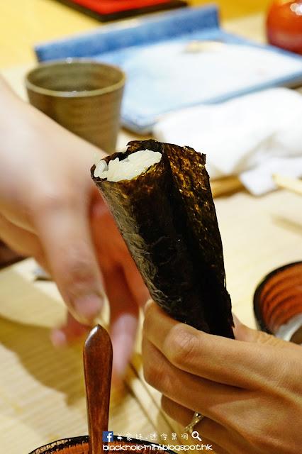元朗 仁樂坊 鮨文 Omakase 13貫 壽司 平政魚 拖羅魚蓉 鮑魚肝醬