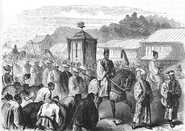 MEIJI RESTORATION: 1868-1912