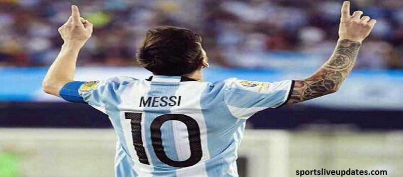 Star Player Lionel Messi