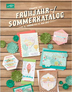 Stampin' Up! rosa Mädchen Kulmbach: Frühjahr-/Sommerkatalog und Sale-A-Bration 2017