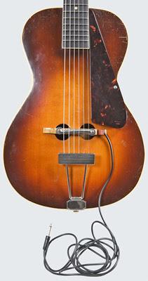 Guitar Vivi Tone - cây guitar điện đầu tiên trên thế giới