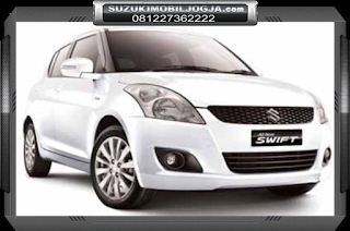 New Swift warna Putih