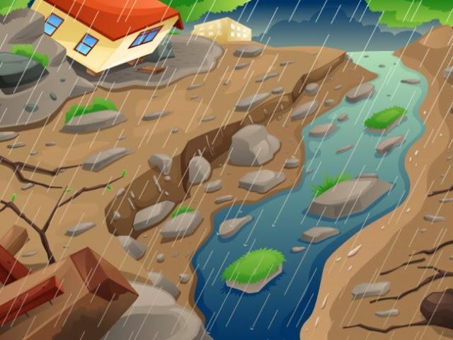 Banjir di Sumatera Akibat Aliran Masa Udara Basah Samudera Hindia