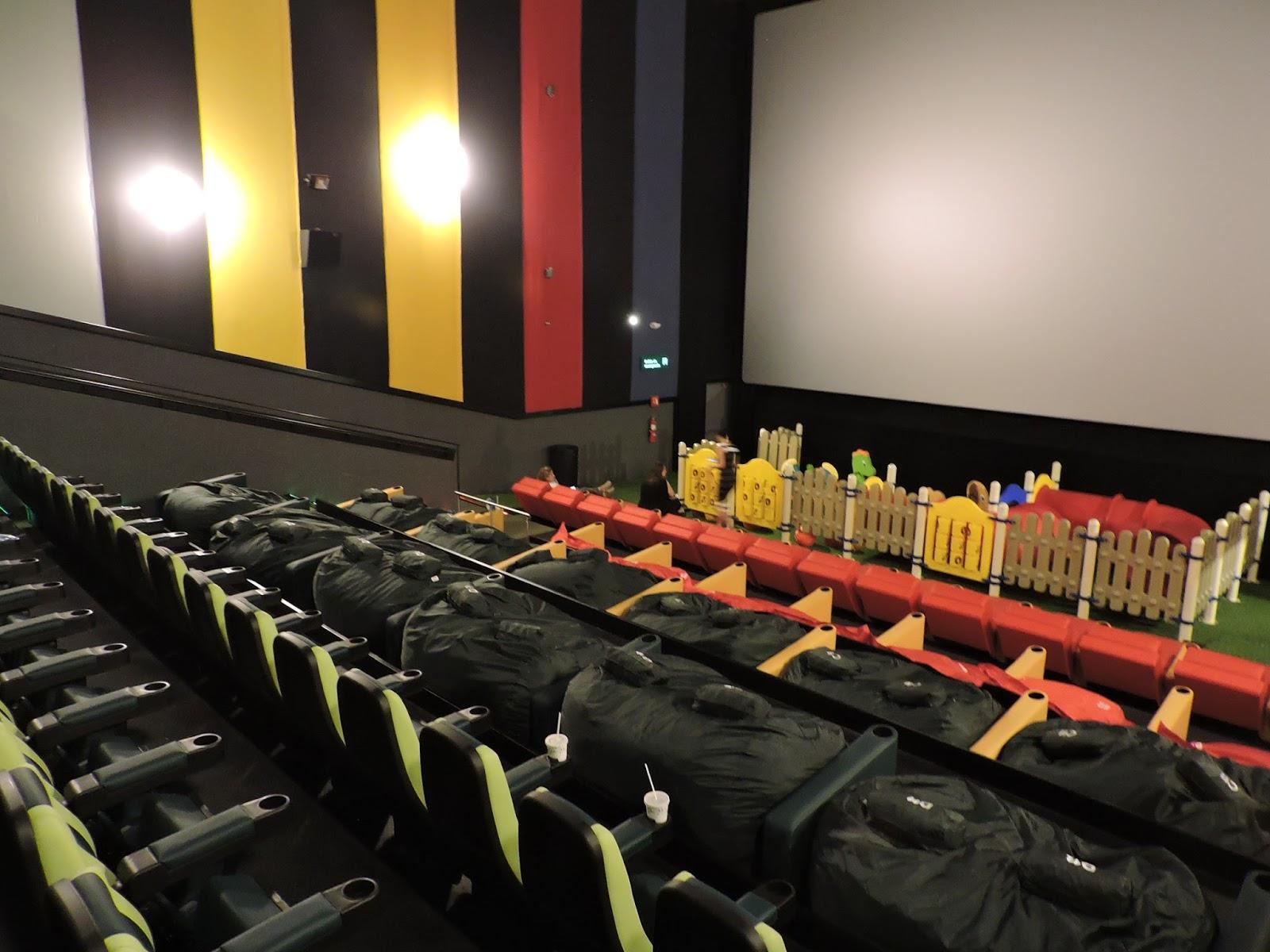 sala junior un nuevo concepto de cin polis en guatemala On sala junior cinepolis el salvador