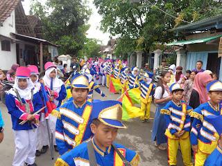 Drumband MISS Seblak Jombang