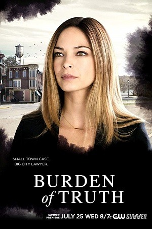 Burden Of Truth - 2ª temporada Legendada Séries Torrent Download capa