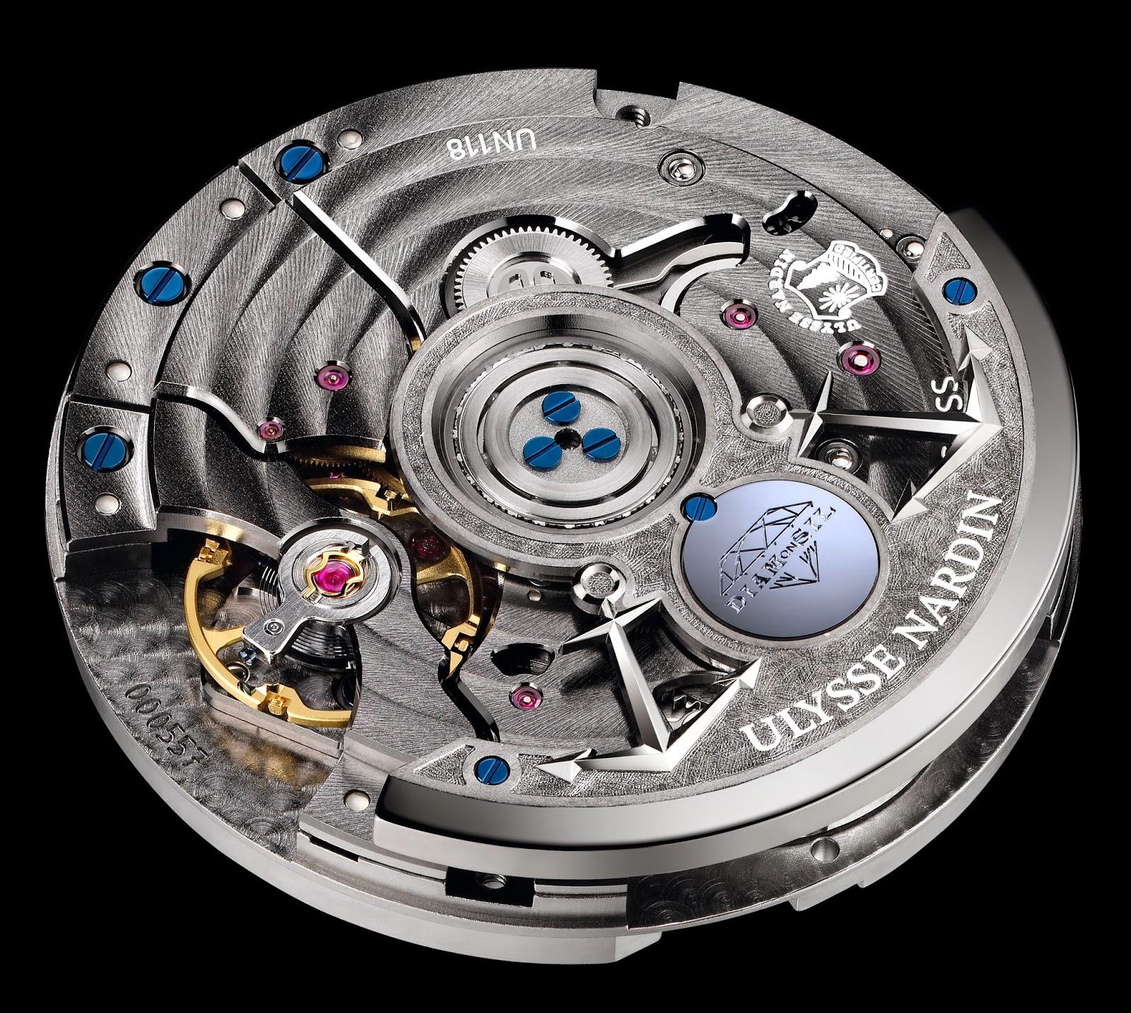 Marine Chronometer de Ulysse Nardin3